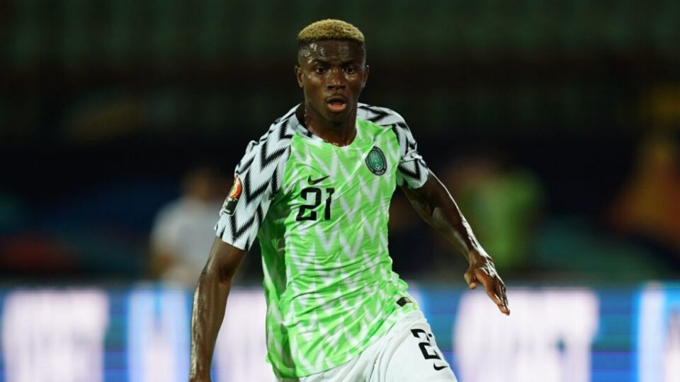My Ambition Is To Win CAF Player Of The Year Award - Osimhen