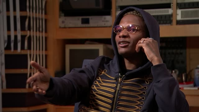 It Was Difficult Starting Starboy Entertainment Record Label - Wizkid